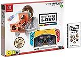 Nintendo Labo: VR-Set Basispaket + Blaster - [Nintendo Switch]