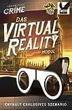Corax Games Chronicles of Crime - VR-Brille inkl. Szenario Brettspiel Zubehör deutsch