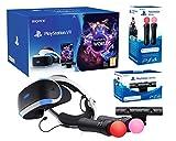 PlayStation VR2 (CUH-VR2) 'Starter Plus Pack' + VR Worlds + Kamera V2 + Twin Move Kontrollers